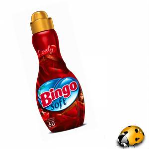 BINGOSOFT KONSANTRE LOVELY 1500ml.