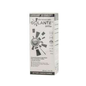 Solante Irrita Sun Care Lotion SPF50 150ml