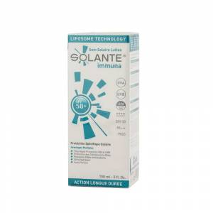 Solante Immuna Sun Care Lotion SPF50 150ml