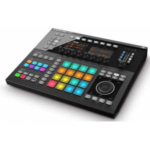 Native Instruments Maschine Studio Siyah DJ Groove Production