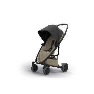 Quinny Zapp Flex Plus Bebek Arabası - Black On Sand