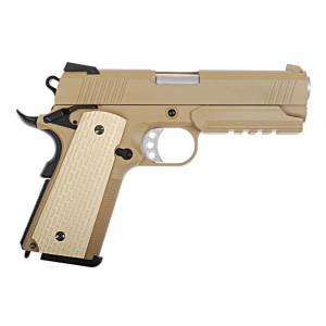 WE Desert Warrior 4.3 Tan Airsoft Tabanca