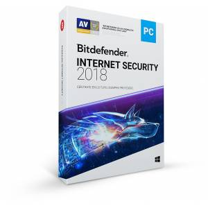 BİTDEFENDER İNTERNET SECURİTY 2018 3 PC 180 GÜN