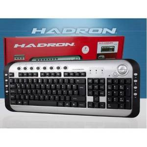 Hadron HD822 Multimedia USB F Klavye