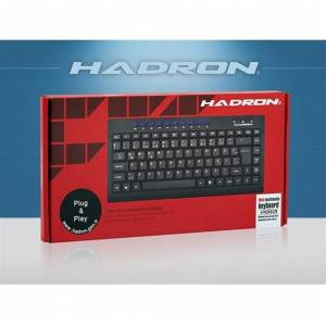 HADRON HD829 Mini Laptop Multimedya Q Klavye