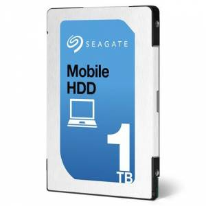 Seagate BARRACUDA 25 inç 1TB 128MB 5400 ST1000LM035 Notebook Diski