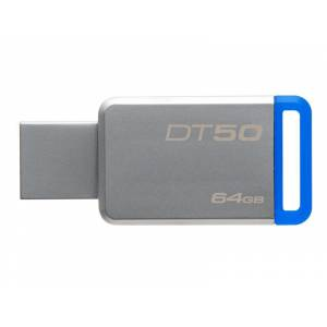 Kingston Datatraveler50 64Gb Usb 3.0 Bellek Dt50-64Gb