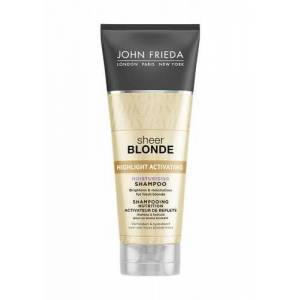 John Frieda Sheer Blonde Highlight Activating Moistursing Şampuan
