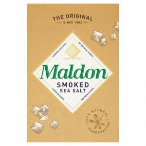 Maldon Sea Salt Smoked Orijinal Deniz Tuzu 125 gr