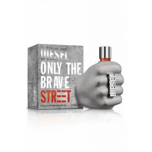 Diesel Only The Brave Street EDT 125 ml Erkek Parfümü