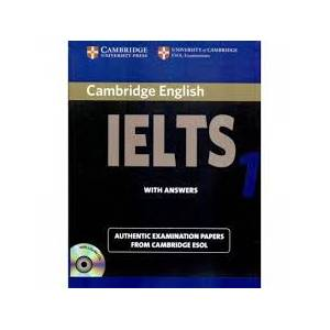Cambridge IELTS 1 book with CD