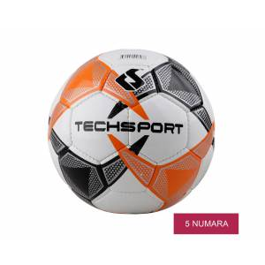 Techsport Futbol Topu Tsf101-801 Orange Futbol Topu