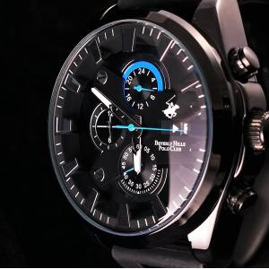 BEVERLY HİLLS POLO CLUB BH0031-04 ERKEK KOL SAATİ CHRONOGRAF