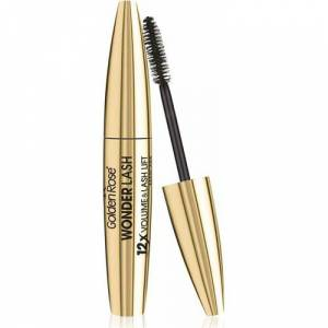 Golden Rose Wonder Lash Mascara 12x Volume  Lash Lift -Maskara