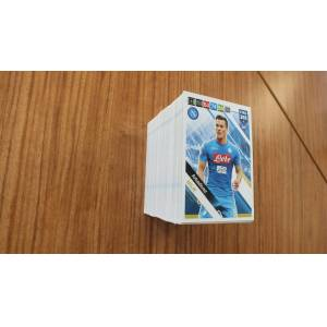 2019 Panini Fifa 365 KOMPLE TEAM MADE KARTLAR 192 TAM SERİ