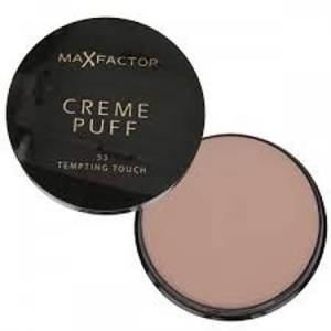 MAX FACTOR CREME PUFF -53- TEMPTING TOUCH