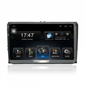 Volkswagen Caddy Android Multimedya Oem Double Teyp Carvocal CRV-4576