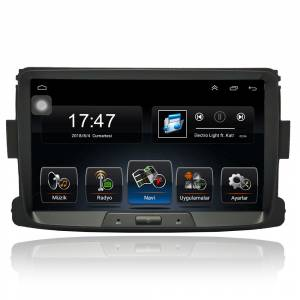 Dacia Duster Android Multimedya Oem Double Teyp Carvocal CRV-4600