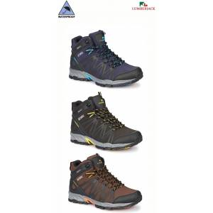 LUMBERJACK SHELL 36-45WATERPROOF OUTDOOR YENİ SEZON ERKEK BOT
