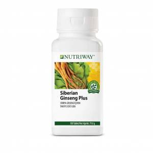 Amway NUTRIWAY Siberian Ginseng Plus