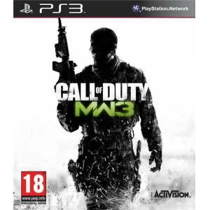 PS3 CALL OF DUTY MODERN WARFARE 3 PS3 CALL OF DUTY MW3 PS3