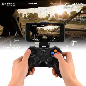 İpega Kablosuz Bluetooth Joystick Oyun Kolu Android Gamepad Ps3 Pc