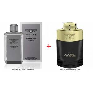 Bentley Momentum Intense Edp 100 Ml Erkek ParfümBentley Absolute Edp 100 ML Erkek Parfüm HEDİYE