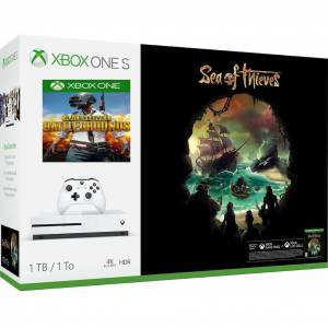 XBOX ONE S 1TB KONSOLSEA OF THİEVESPUPG1 AY GOLD