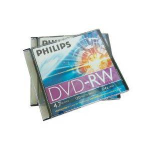 PHILIPS DVD-RW 4.7GB 120MİN 1-2X SPEED (1 ADET) HeCe KIRTASİYE