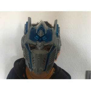 TRANSFORMERS OPTİMUS PRİME MASKE VE LED LİGHT IŞIKLI SESLİ IŞIN KILICI