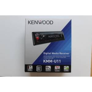 KENWOOD KMU-11 MP3 TEYP