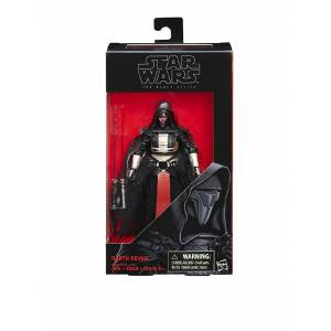 Star Wars BLACK SERIES DARTH REVAN 6 inch EXCLUSIVE Action Figure
