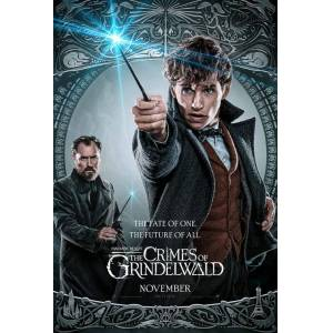 Fantastic Beasts The Crimes of Grindelwald (2018) 14FFISOK AFİŞ-POSTER ÖZEL RULO (35 cm x 50 cm)