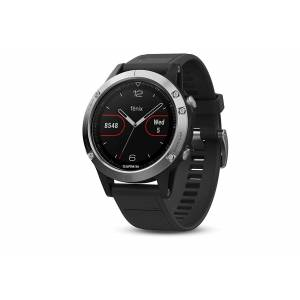 Garmin Fenix 5 Multisport GPS Watch with Outdoor Navigation and Wrist-Based Heart Rate - Silver