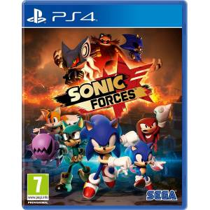 Sonic Forces PS4 Oyun
