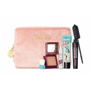 BENEFIT Coffret Sweeten Up Buttercup - Yüz ve Göz Kiti