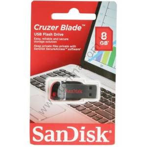 Sandisk 8 GB Usb Flash Bellek