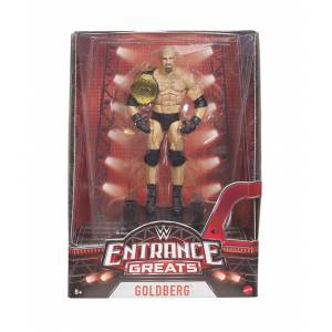 WWE ENTRENCE GREATS GOLDBERG 7 INCH ACTION FIGURE