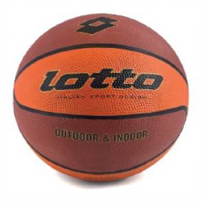Lotto Ball Step Rub Bb Basket Topu EK148