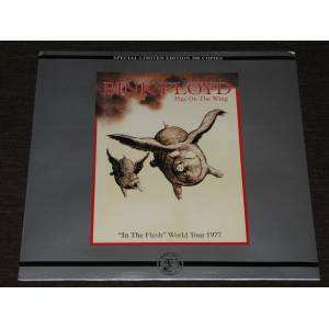 PINK FLOYD - Pigs On The Wing  33Lp albüm Limited Edition Numbered