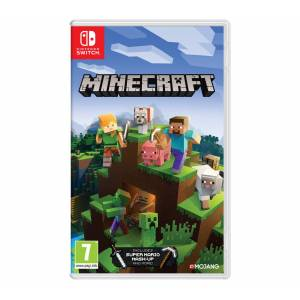 Minecraft Bedrock Edition Nintendo Switch Oyun