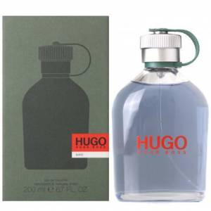 Hugo Boss Green Men Edt 200 Ml Erkek Parfümü