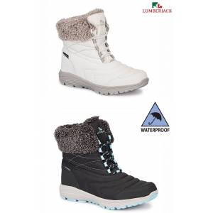 LUMBERJACK FRIDA WATERPROOF OUTDOOR KADIN BOT