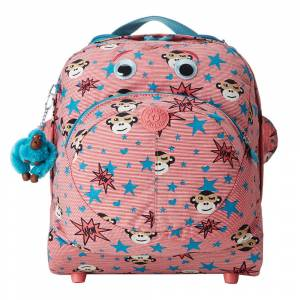 Kipling Big Wheely Çek Çek Çanta ToddlerGirlHero K0015725Z