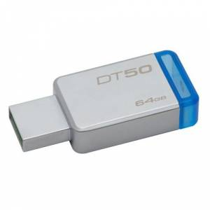 Kingston DataTraveler50 64GB USB 3.0 Bellek DT5064GB