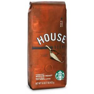 Starbucks House Blend Kahve 250 gr-FATURALI