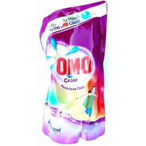 OMO POUCH 750ml. COLOR