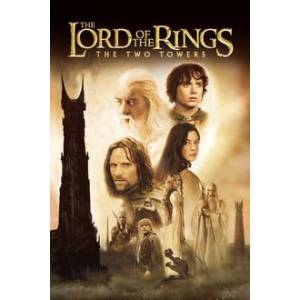 The Lord of the Rings The Two Towers (2002) 3S4R5P6O AFİŞ - POSTER ÖZEL RULO KUTUDA (50 cm x 70 cm)