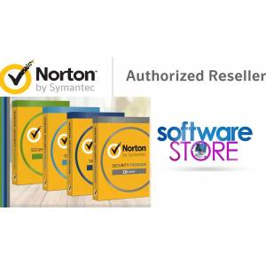 NORTON SECURITY DELUXE 3 PC 1 YIL KENDI ADINIZA AKTIVASYON-2019