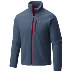 Columbia AE3039 Fast Trek II Full Zip Fleece Polar 1420426478 Mavi